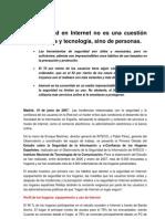 Estudio sobre la seguridad de la información y e-confianza de los hogares españoles - Anexo