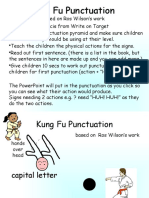 kungfupunctuation