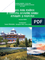 Romanian Rural Tourism - Vol. 33 2014