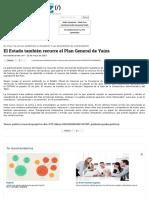 150521_El Estado también recurre el Plan General de Yaiza - Política - La Voz de Lanzarote - Toda la inform