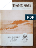 Orthodox Word 1969 Jan Feb