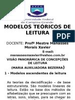 Modelos de Leitura