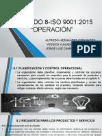 APARTADO 8-ISO 9001-2015