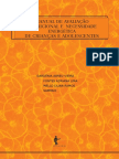 Manual de Avaliacao Nutricional e Necessidade Energetica