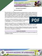 AA4 Evidencia Ensayo Analisis de Mi Empresa