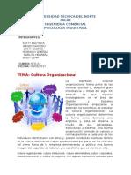 Universidad Técnica Del Norte Sindy Lema. Cultura Organizacional (2)
