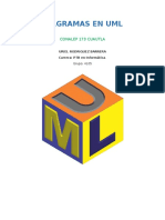 Diagramas en Uml en word