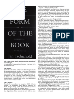 Review the Form of the Book by J. Tschic
