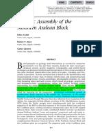 Cediel Etal 2003 Tectonic Assembly Andean Block (1)