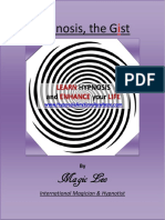 Hypnosis the Gist