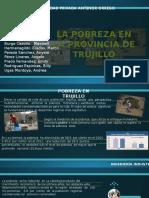 Pobreza en Trujillo