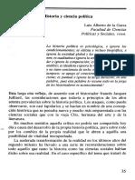 Luis Alberto Del a Garza