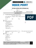 solution-KVPY_Class-XI_01-11-2015.pdf