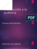 Introducción a La Auditoria 1