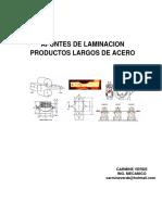 Apuntes de Laminacion.productos Largos de Acero 2017