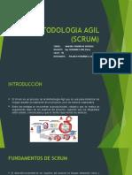 Metodologia Agil (Scrum)