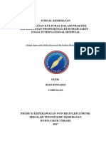 analisis jurnal psikososial