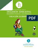 Escuela Inclusiva - Secundaria