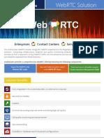 AudioCodes WebRTC Solution
