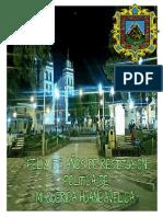 Restitucion Politica de Huancavelica