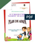 Plan Anual Apafa
