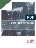 US Pipe - Ductile Iron Pipe Design 2013.pdf