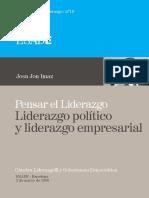 18. Josu Jon Imaz. Pensar el Liderazgo. Liderazgo político y liderazgo empresarial.pdf