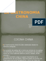 Gastronomia China 1