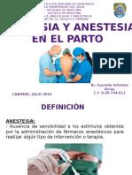 Analgesia y Anestesia en El Parto Gusmy (1)