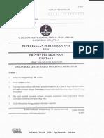 3756-1 Ppa Trial Spm 2016 Kelantan