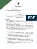 Surat Edaran Menteri PUPR Nomor 01 Tahun 2017