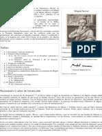 Miguel Servet 1511-1564