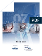2007 Engineering Salary Report