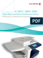 DocuCentre IV 3065  3060  2060 Brochure