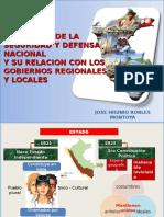 GESTION DE LA SEGURIDAD Y DEFENSA NACIONAL.ppt