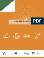 I Olimpiada Solar Escolar - Guía de sistema solar térmico