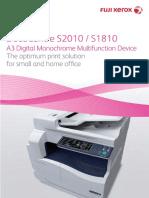 DC S2010-S1810 Brochure