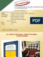 Diapositivas Codigo Procesal Estructura Cosntitucional