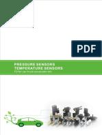 IVOK Oil Pressure Sensor