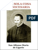 Una Sola Cosa Es Necesaria - San Alfonso Maria de Ligorio.pdf
