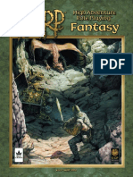 HARP Fantasy High Adventure Role Playing - Fantasy (Traducido)