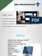 Presentación electrónica