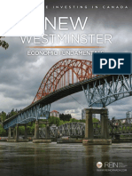 REIN New Westminster Economic Fundamentals Report