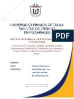 Convenio de Doble Imposicion Peru Mexico Terminar