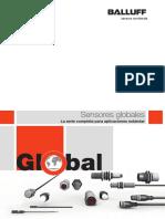 Sensores Globales Balluff