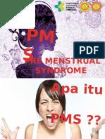 Pre Menstrual Syndrome