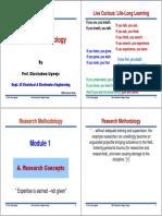 EEE806 Research Methodology 2016 2