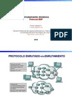 MODELO BGP ARQUITECTURA DE REDES