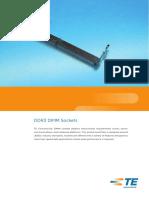 TE Connectivity AMP-2013289-1-Datasheet