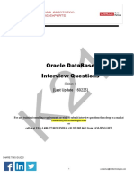 Oracle DBA InterviewQ Ed1